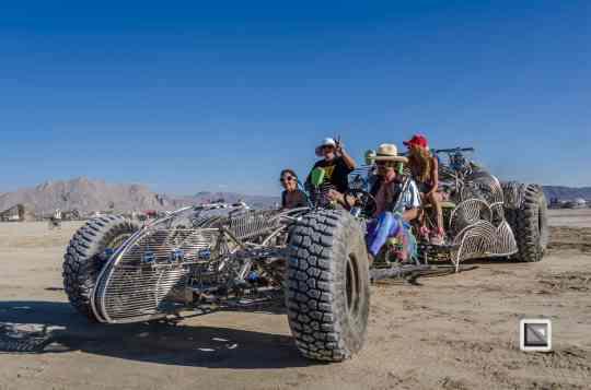 USA - Nevada - Burning Man Festival-58
