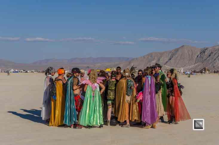 USA - Nevada - Burning Man Festival-62
