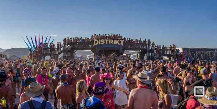 USA - Nevada - Burning Man Festival-78