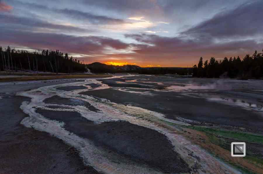 USA - Wyoming - Yellowstone National Park-127