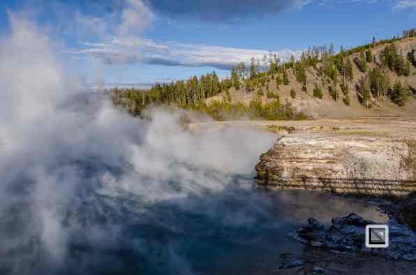 USA - Wyoming - Yellowstone National Park-77