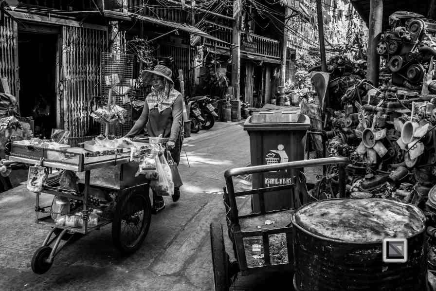 Bangkok Black and White-80