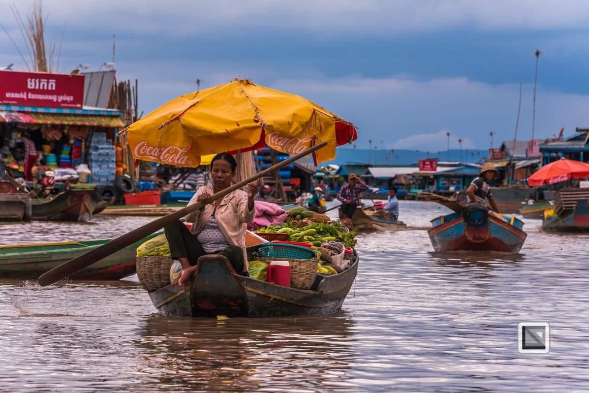Tonle Sap - Kompong Luong-32