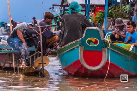 Tonle Sap - Kompong Luong-52