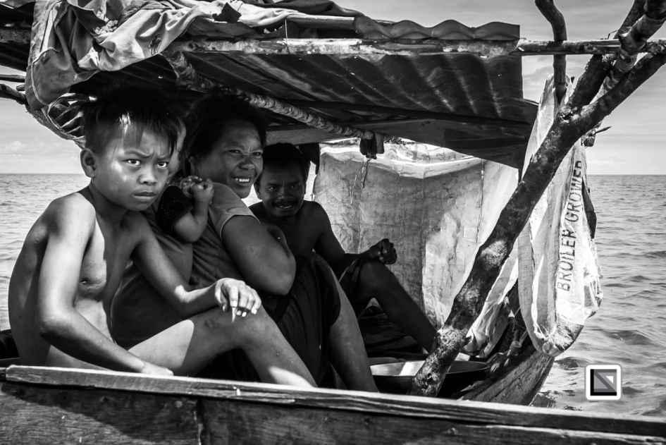 The stateless Bajau ethnicity in Borneo, Malaysia