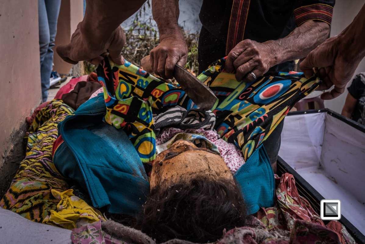 Death rituals of Toraja in Southern Sulawesi, Indonesia