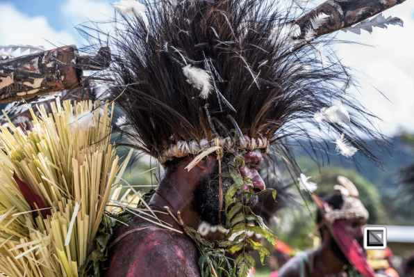 During the annual Crocodil Festival in Papua New Guinea tribes from all parts of the Sepik region gather to display their rich culture.