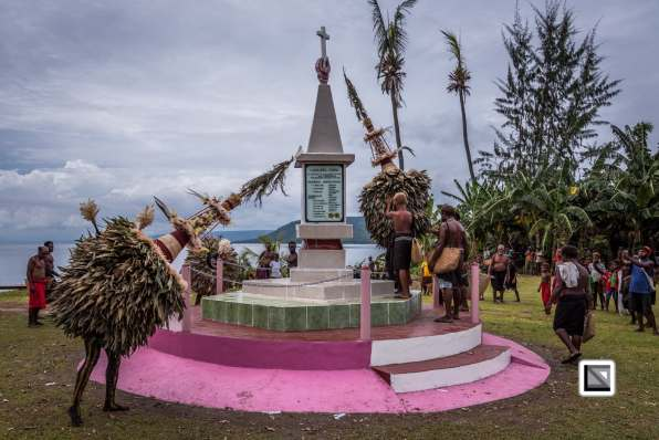 Tabu shell money of the Tolai society in East New Britain, Papua New Guinea