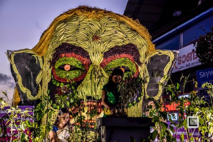 Pulikali Festival Thrissur Kerala 2015-84