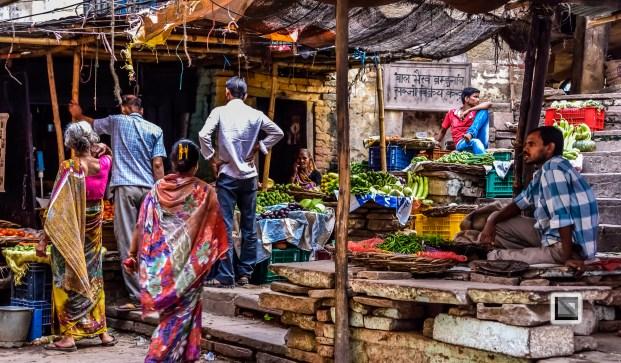 India - West Bengal - Varanasi-47