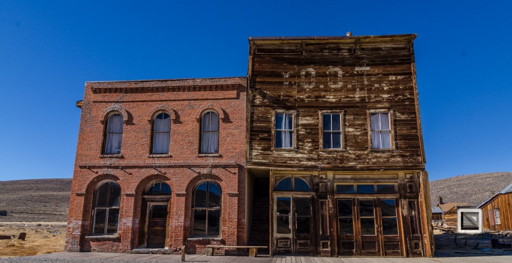 USA - Nevada - Bodie Ghost Town-51