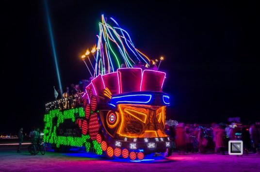 USA - Nevada - Burning Man Festival-38