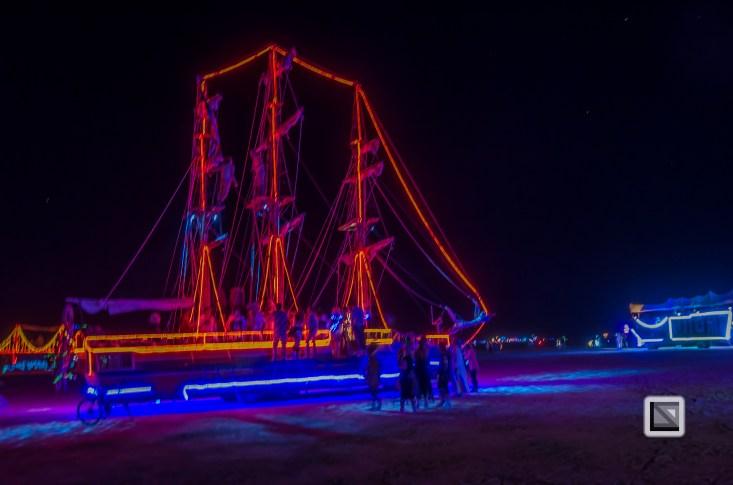 USA - Nevada - Burning Man Festival-86