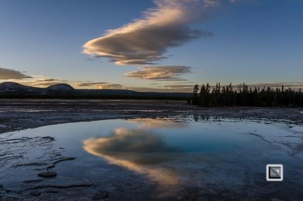 USA - Wyoming - Yellowstone National Park-90