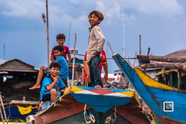 Tonle Sap - Kompong Luong-46