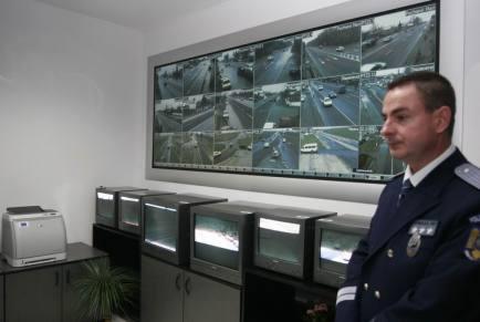 Sistem monitorizare radare