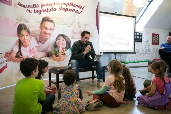 Reasculta povestile copilariei