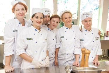 Centrul de Pregatire in Gastronomie-eveniment bloggeri 13