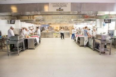 Centrul de Pregatire in Gastronomie-eveniment bloggeri 14