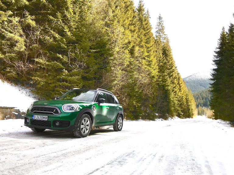 MINI Cooper S E All4 Countryman PLUG-IN HYBRID