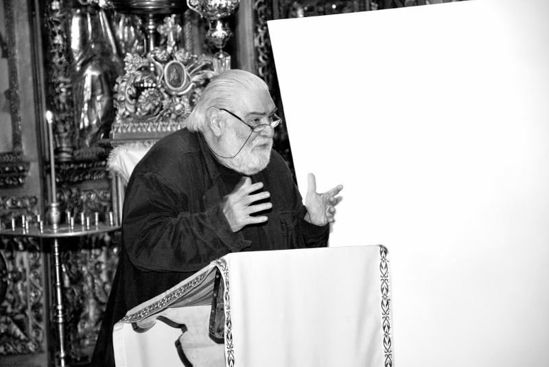 """Maestrul Sorin Dumitrescu: """"Întâlnirea cu Părintele Galeriu mi-a schimbat viața"""""""