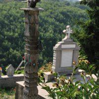 Stâlpii morților și Pasărea Suflet