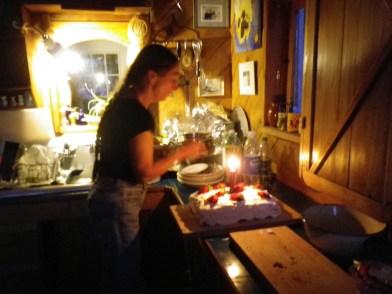 C.'s 65th Birthday Cake