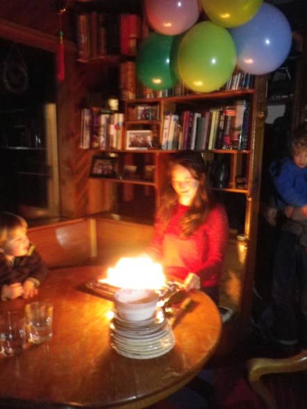 F.'s 21st Birthday