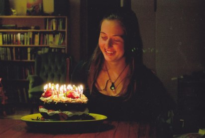 R.'s 20th Birthday