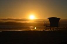 Por do Sol em Coronado