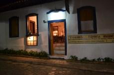 Restaurantes da Cidade- Photo By Claudia Grunow