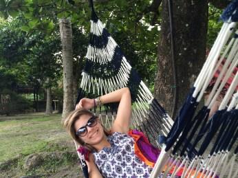 Minha amiga entregue as graças de uma rede - Photo by Claudia Grunow