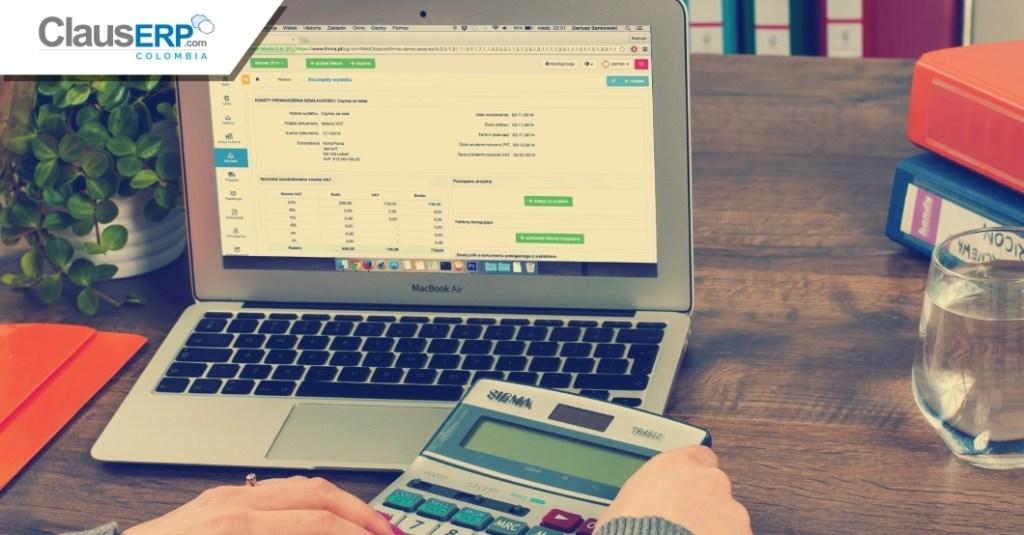 Impuesto sobre la renta y complementario - ClausERP