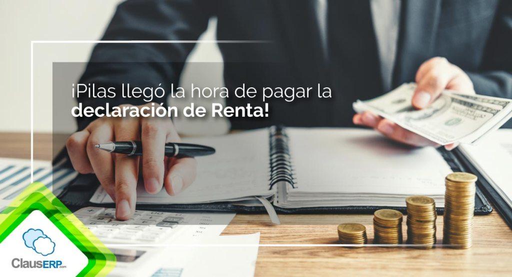 declaración de renta 2019