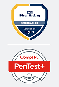 Curso Exin Ethical Hacking - CompTIA Pentest+