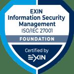 Curso Oficial EXIN ISFS - Information Security Foundation