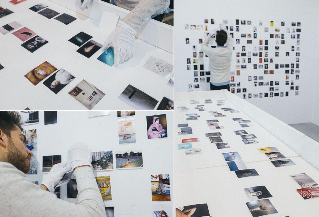'A Process 2.0' exposición experimental de Der Greif. © Ana Zaragoza