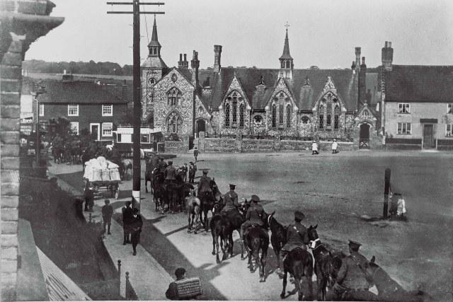 Loddon War Horses