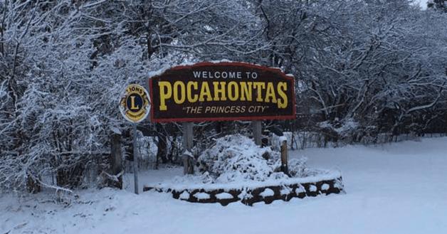 Pocahontas Iowa