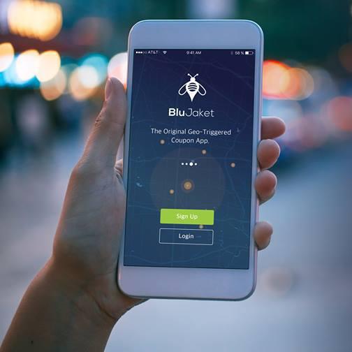 BluJaket Mobile App