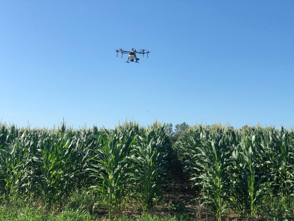 Middle Bit: Rantizo expands its drone spraying into