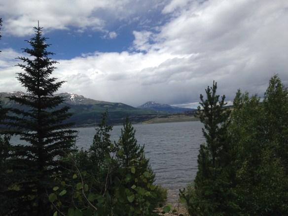 Twin Lakes.