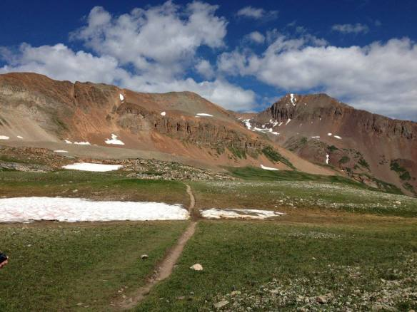 West of Molas Pass. Sarah Batiste photo.