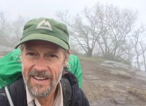 Appalachian Trail Cowrock Mountain