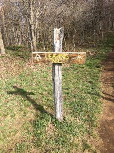 Appalachian Trail Doll Flats