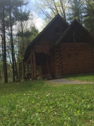 Appalachian Trail Partnership Shelter