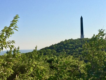 appalachian trail high point state park nj