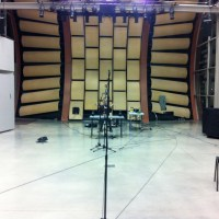 Recording session with Mark Trayle