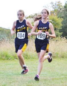 CCMS Cross Country Team Prepares for CWVAC Conference Meet
