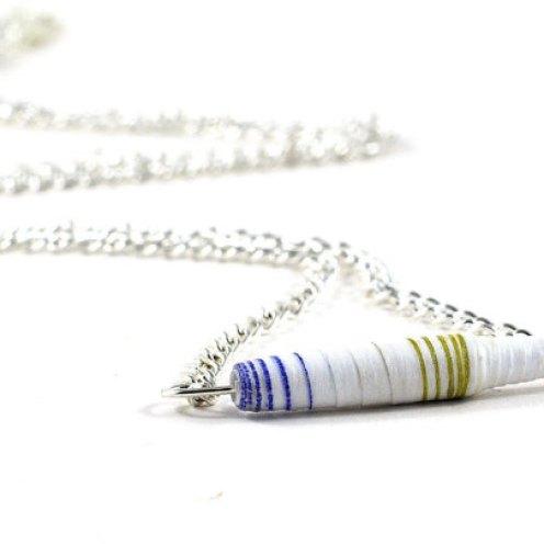 Dawn Whitehand Paper Bead Jewellery